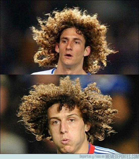 135532 - Parecidos razonables entre Coloccini y David Luiz