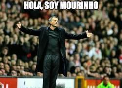Enlace a Hola, soy Mourinho