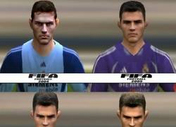 Enlace a Iker Casillas de Fifa 04 a Fifa 13, ¡felices 32 años!