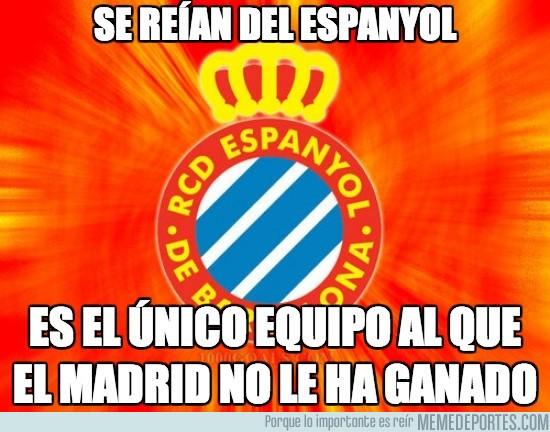 136143 - Se reían del Espanyol, que si filial, que si merengues