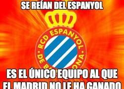 Enlace a Se reían del Espanyol, que si filial, que si merengues