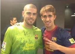 Enlace a Se acerca su adiós, camiseta firmada por todos los jugadores del Barça