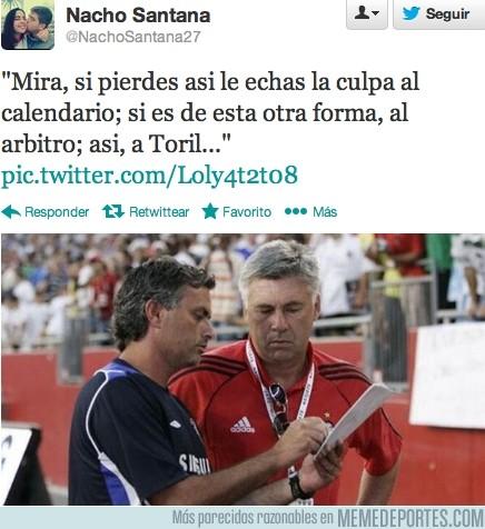 136543 - Ancelloti, el pupilo de Mourinho por @NachoSantana27