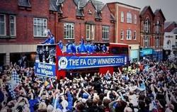 Enlace a La rúa del descendido Wigan para celebrar la FACup por las calles de la ciudad