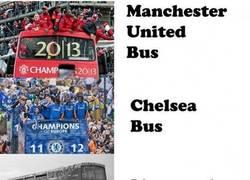 Enlace a El bus de los equipos ingleses