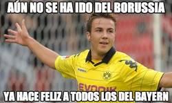 Enlace a Aún no se ha ido del Borussia