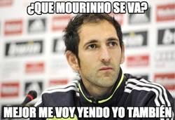 Enlace a ¿Que Mourinho se va?