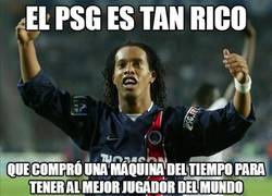 Enlace a El PSG es tan rico