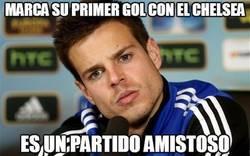 Enlace a Marca su primer gol con el Chelsea