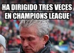 Enlace a Maestro en Champions