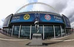 Enlace a Usuarios de MMD, así esta Wembley a falta de 1 día