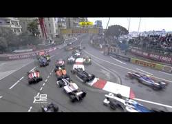 Enlace a VÍDEO: Caos en Monaco en la GP2
