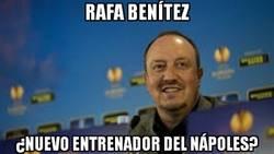 Enlace a Parece que Rafa Benítez ya tiene nuevo destino