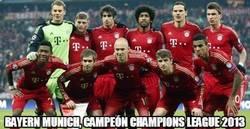 Enlace a ¡Enhorabuena al Bayern Munich!
