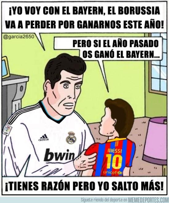 138741 - Cristiano y Messi viendo juntos la final de la Champions #ChampionsLeagueFinal