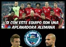 Enlace a Éste será el Bayern el año que viene...