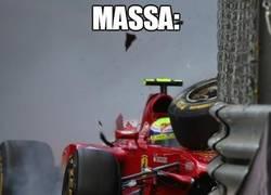 Enlace a Massa, dos veces con la misma piedra