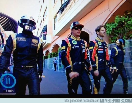 139981 - Daft Punk de paseo por Mónaco