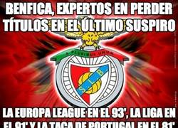 Enlace a Bad Luck Benfica