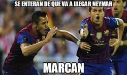 Enlace a Se enteran de que va a llegar Neymar
