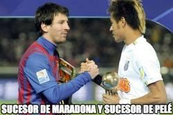 Enlace a Los dos sucesores de los más grandes en el mismo equipo