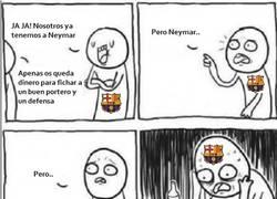 Enlace a Fichaje de Neymar, ¿lo que necesitaba el Barça?