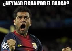 Enlace a ¿Neymar ficha por el barça?