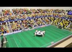 Enlace a VIDEO: La final de la Champions League 2013... ¡ahora en Lego!