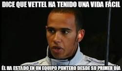 Enlace a Dice que Vettel ha tenido una vida fácil