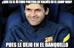 Enlace a Tito trolleando a Valdés