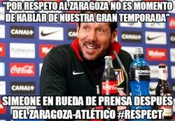 Enlace a Simeone #respect
