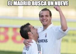 Enlace a El Madrid busca un 9
