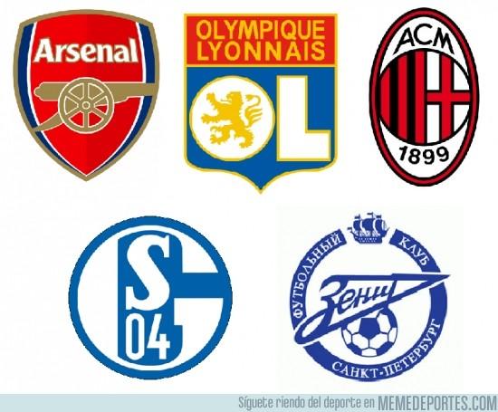 144227 - Estos son los posibles rivales de la Real en la previa de Champions