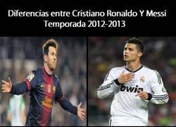 Enlace a Diferencias entre Cristiano Ronaldo Y Messi