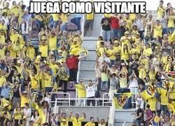 Enlace a El Villareal y su enorme afición
