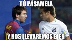 Enlace a Hazle caso, Neymar
