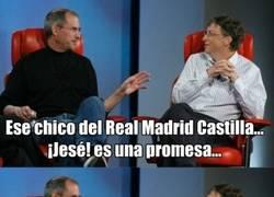 Enlace a Bromeando sobre el futuro de Jesé en el Real Madrid