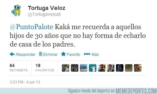 145555 - El caso Kaká por @tortugaveloz8