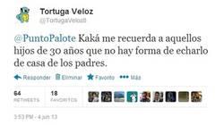 Enlace a El caso Kaká por @tortugaveloz8
