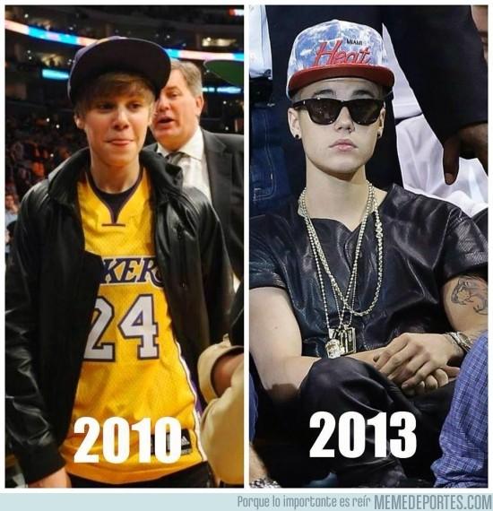 145581 - Justin Bieber, el chaquetero
