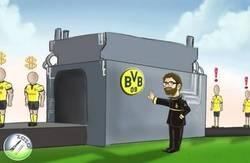 Enlace a Borussia Dortmund: Descripción gráfica