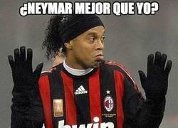 Enlace a ¿Neymar mejor que yo?