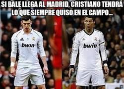 Enlace a Si Bale llega al Madrid, Cristiano tendrá lo que siempre quiso en el campo