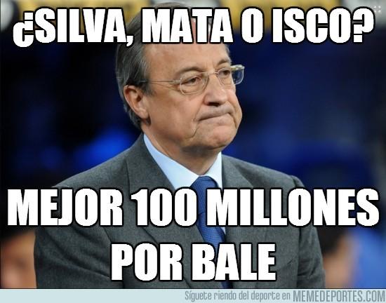 146080 - ¿Silva, Mata o Isco?