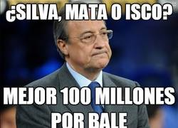 Enlace a ¿Silva, Mata o Isco?