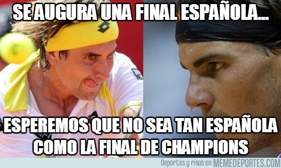 146158 - Se augura una final española en Roland Garros