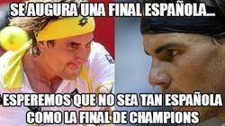 Enlace a Se augura una final española en Roland Garros