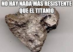 Enlace a No hay nada más resistente que el titanio