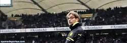Enlace a GIF: ¿Que Lewandowski se quiere largar del Dortmund?