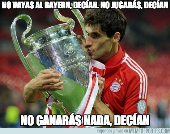 146423 - La verdad es que Javi Martínez lo ha petado yendo al Bayern